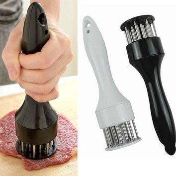 Profession Meat Meat Tenderizer Needle With Stainless Steel Kitchen Tools