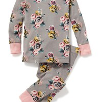 2-Piece Floral Sleep Set for Toddler & Baby | Old Navy
