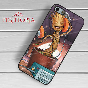 Groot guardian of the galaxy - zzZzz for  iPhone 4/4S/5/5S/5C/6/6+s,Samsung S3/S4/S5/S6 Regular/S6 Edge,Samsung Note 3/4