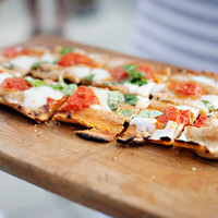 Grilled Pizza :: Italy, DOC Margarita « sundaysuppers