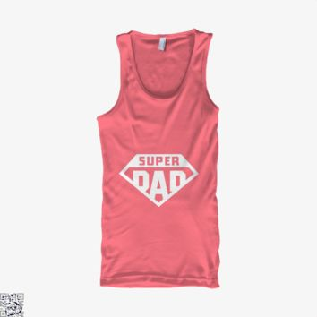 Superdad, Father's Day Tank Top