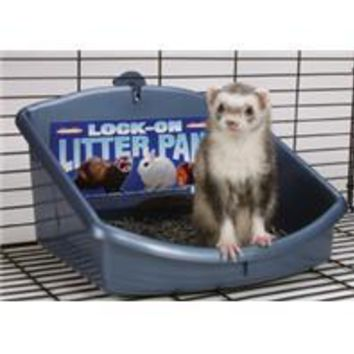 Marshall Pet Products - Lock On Litter Pan