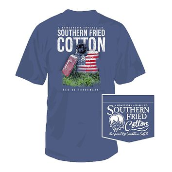 Governor Tee in Summer Shadow by Southern Fried Cotton