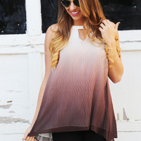 Rise Up Ombre Tank