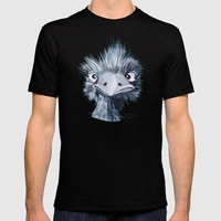 My name is EMU-ly T-shirt by Emilia Jesenska