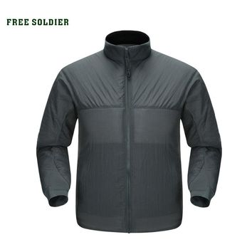 outdoor sports tactical jacket camping  winter jacket men warm jacket men winter coat ultralight