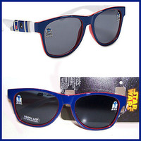 Disney Store Star Wars R2-D2 Sunglasses for boys, girls, kids 100% UV Protection