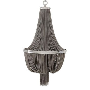 Nickel Chandelier | Eichholtz Martinez - L