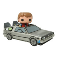 Funko Back To The Future Pop! Rides Time Machine Vinyl Vehicle
