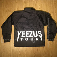 Yeezus Tour Coach Jacket