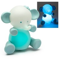 Giimmo - Blue the Elephant Nightlight | Peter's of Kensington