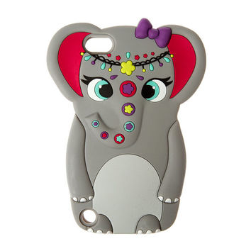 Silicone Elephant Cover for iPod Touch 5