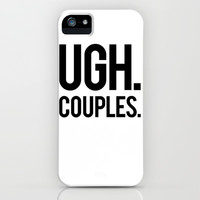 Couples iPhone & iPod Case by LookHUMAN