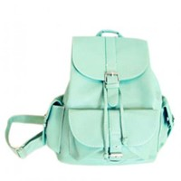 Green Fashion Backpacks$45.00