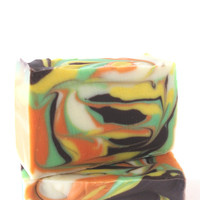 Free Spirit Patchouli Handcrafted Soap Bar