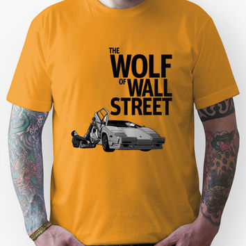 best wall street t shirts products on wanelo. Black Bedroom Furniture Sets. Home Design Ideas