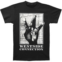 Ice Cube Men's  Westside Connection T-shirt Black