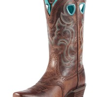 Sassy Brown Women's Rawhide Boot from Ariat