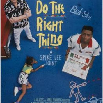 Do The Right Thing Movie Poster 11x17 Mini Poster