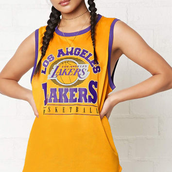 NBA Lakers Logo Jersey