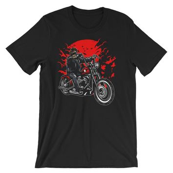 Zombie Slayer Short-Sleeve Unisex T-Shirt