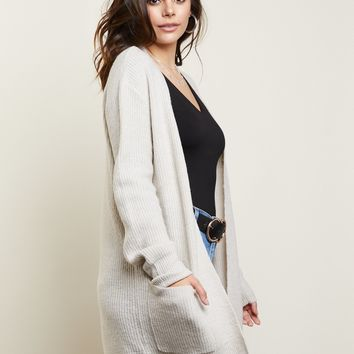 Audrey Trench Cardigan