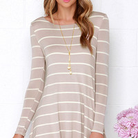 Fashion Women Long Sleeve Straps Mini Dress Autumn Winter Gift A19