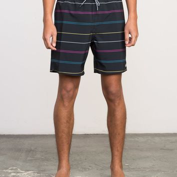 MIDDLE PRINTED ELASTIC TRUNK