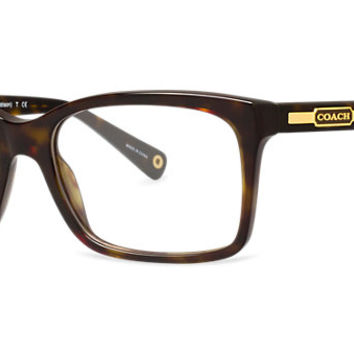 Coach Eyeglass Frames Lenscrafters : HC6043: Shop Coach Square Eyeglasses at from lenscrafters.com