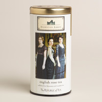 The Republic of Tea Downton Abbey English Rose Tea - World Market