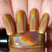 NEW! Interstellar Artifact Holographic Nail Polish 15ml (.5oz)