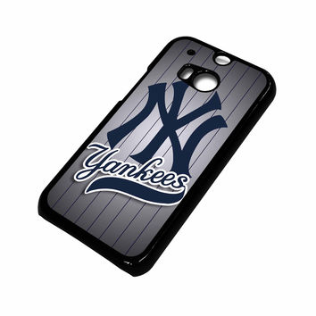 NEW YORK YANKEES HTC One M8 Case Cover