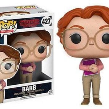 Funko Pop TV: Stranger Things - Barb Vinyl Figure