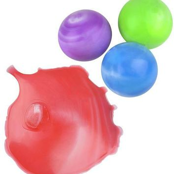 splat marble tone ball Case of 144