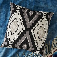 AEO APT Geo Print Pillow, Multi