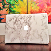 Marble MacBook - Skins / Stickers made for MacBook Air, MacBook Pro, MacBook Pro with Retina Display