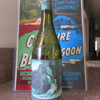 One Of a Kind - Creature From The Black Lagoon Wine Bottle - Ultimate Collectible - Universal Horror Movie