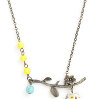 Owl-Out Fun Necklace