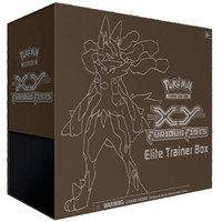English Pokemon XY FURIOUS FISTS Elite Trainer Box - Collector's Cache - Pokemon Cards, Yugioh cards, Pokemon, Magic cards, Star Wars, Naruto Cards, Webkinz, World of Warcraft
