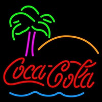 Coca Cola Neon Sign Real Neon Light