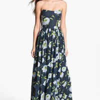 French Connection 'Spring Bloom' Cotton Maxi Dress | Nordstrom