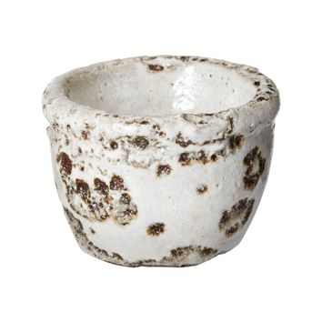 Rustic White Tea Light White