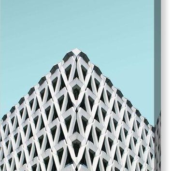 Urban Architecture - Welbeck Street, London, United Kingdom - Canvas Print