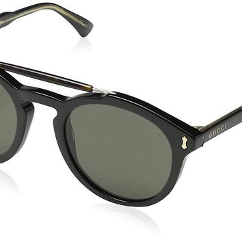 Gucci GG0124S Fashion Sunglasses Size 50 mm