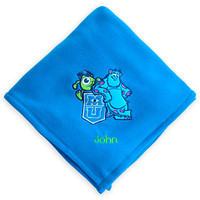 Disney Monsters University Throw - Personalizable | Disney Store