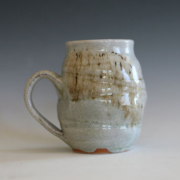 Ceramic Coffee Mug, unique coffee mug, handmade ceramic cup, handthrown mug, stoneware mug, wheel thrown pottery mug, ceramics and pottery