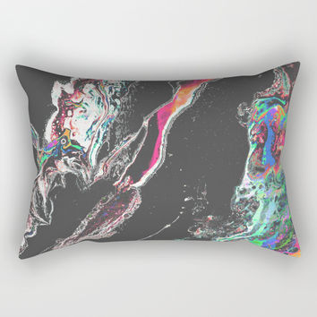 ƒun at parties Rectangular Pillow by duckyb