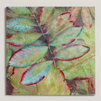 """Fronds"" by Megan Spencer 