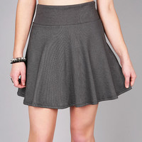 Pin Point Skater Skirt