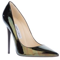 Jimmy Choo Petrol Effect Stiletto
